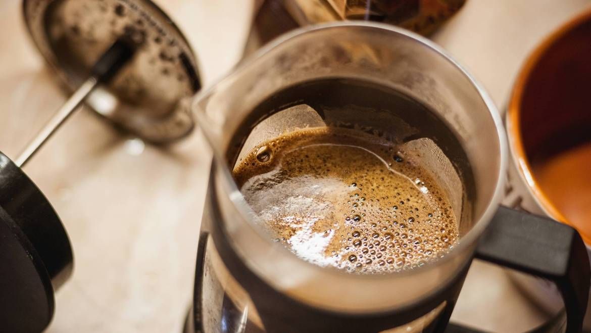 How To Brew: French Press